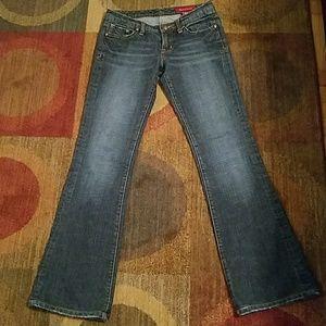 Seven7 Classic Flare Jeans